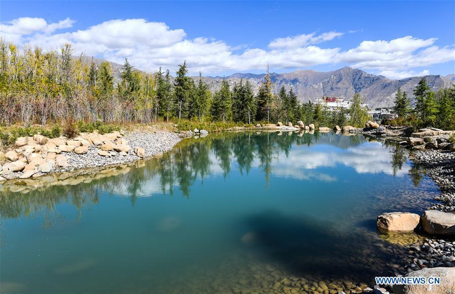 CHINA-TIBET-LHASA-SCENERY (CN)