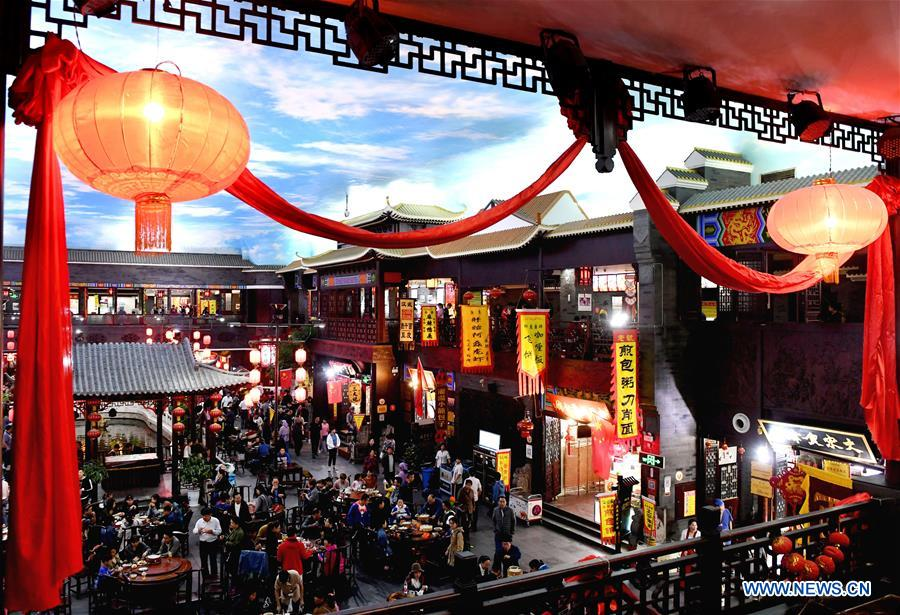 CHINA-NATIONAL DAY HOLIDAYS-TOURISM(CN)