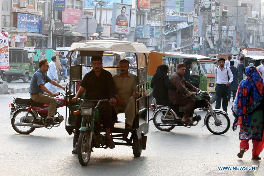 Production of motorcycles in Pakistan surges by 34 81 pct