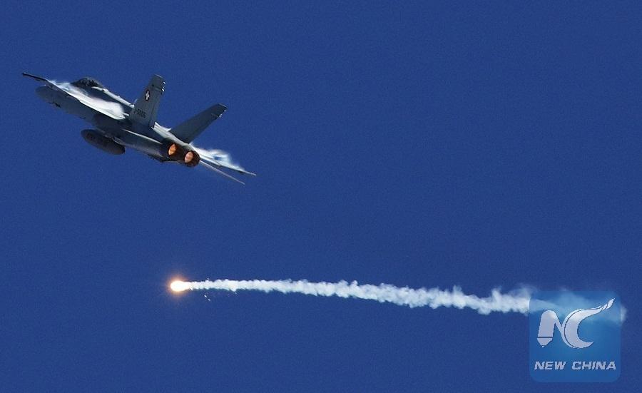 Izraelská letadla zlikvidovala baterii PVO v Sýrii jako odvetu za ostřelování