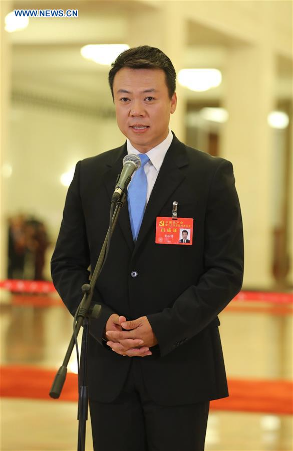 (CPC)CHINA-BEIJING-CPC NATIONAL CONGRESS-DELEGATES-INTERVIEW (CN)
