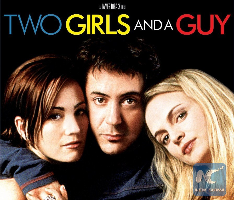 hollywood director toback accused of sexual harassment by women poster of james toback s film two girls and a guy web pic