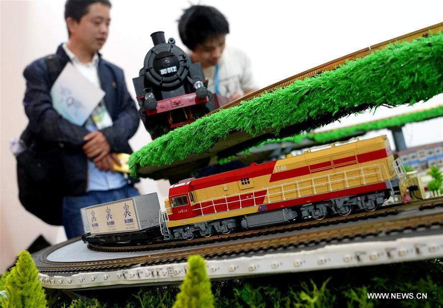 CHINA-SHANGHAI-RAILWAY-EQUIPMENT-EXHIBITION (CN)
