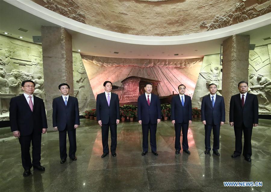 CHINA-ZHEJIANG-XI JINPING-CPC LEADERS-VISIT (CN)