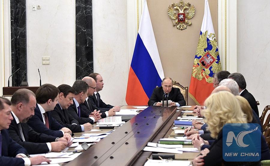 Putin pledges measures to slash Russia's regional commercial debts ...