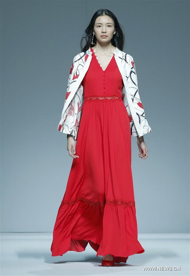China Fashion Week 59