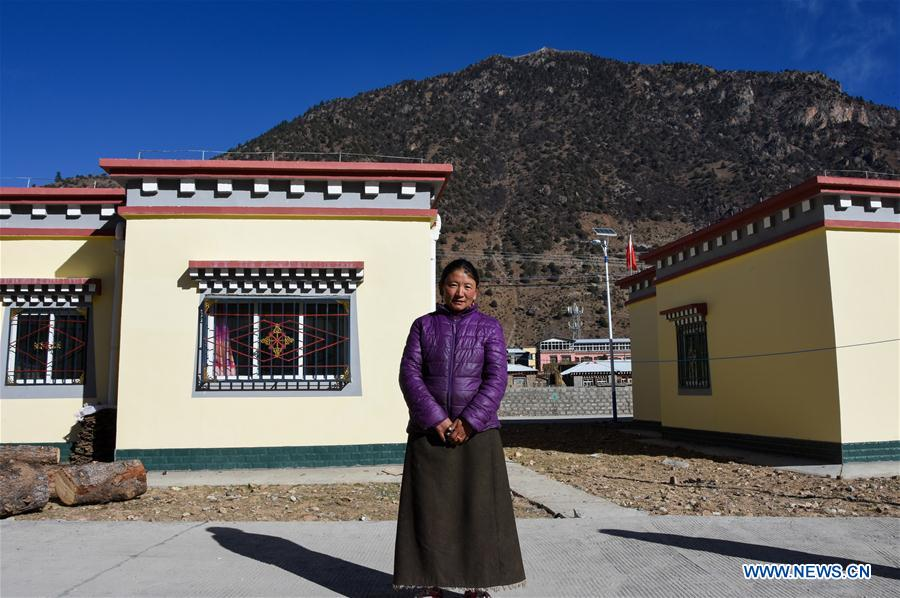 CHINA-TIBET-VILLAGE-RESETTLEMENT (CN)