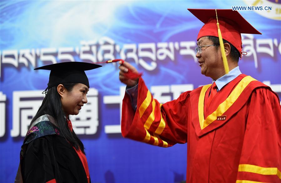 CHINA-TIBET-DOCTORATE (CN)