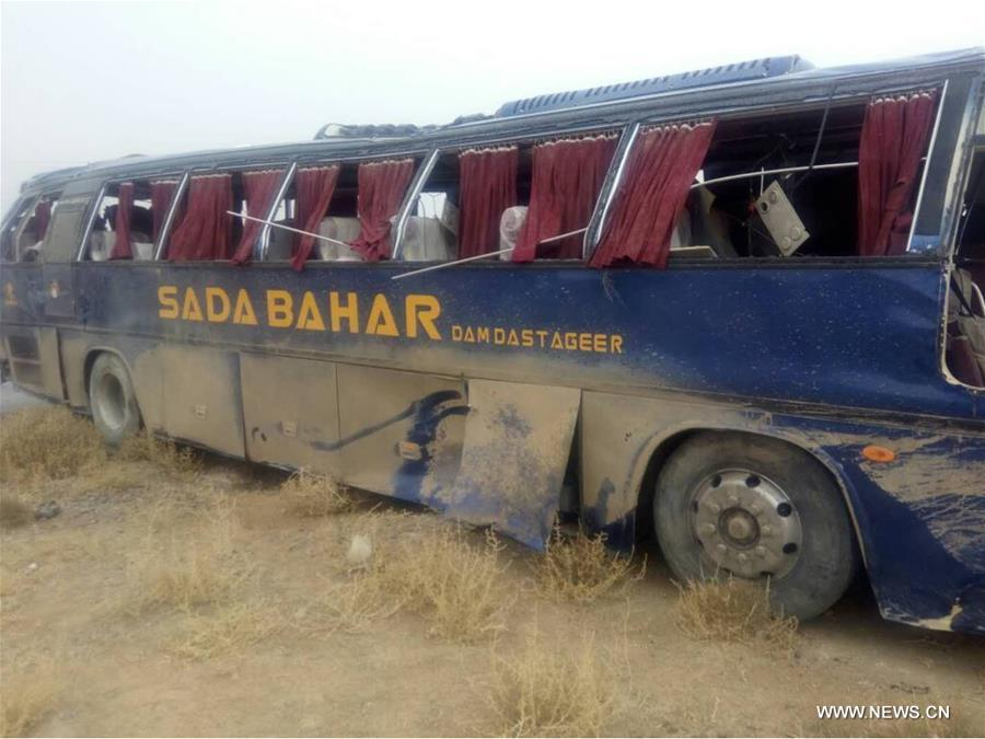 3 killed, 20 injured in passenger bus accident near Quetta