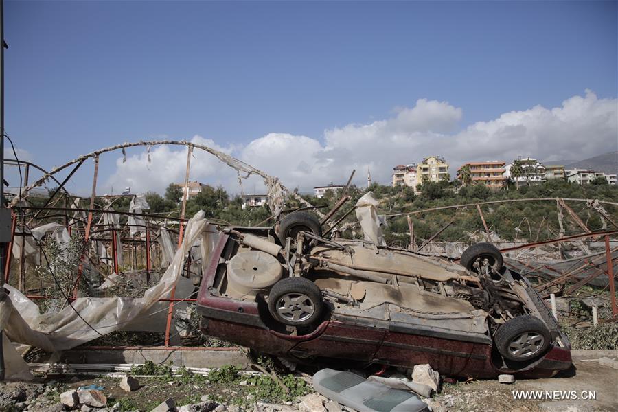 Картинки по запросу in the tornado in Turkey's southern Antalya Province