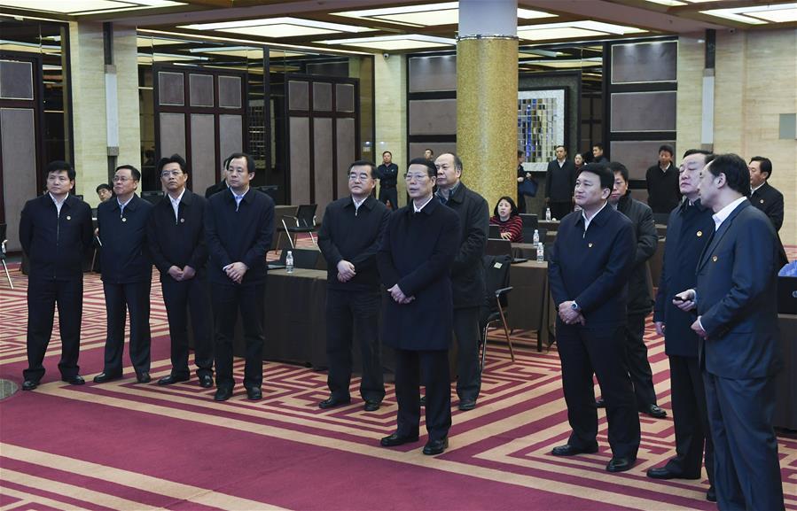 CHINA-HEILONGJIANG-ZHANG GAOLI-VISIT (CN)