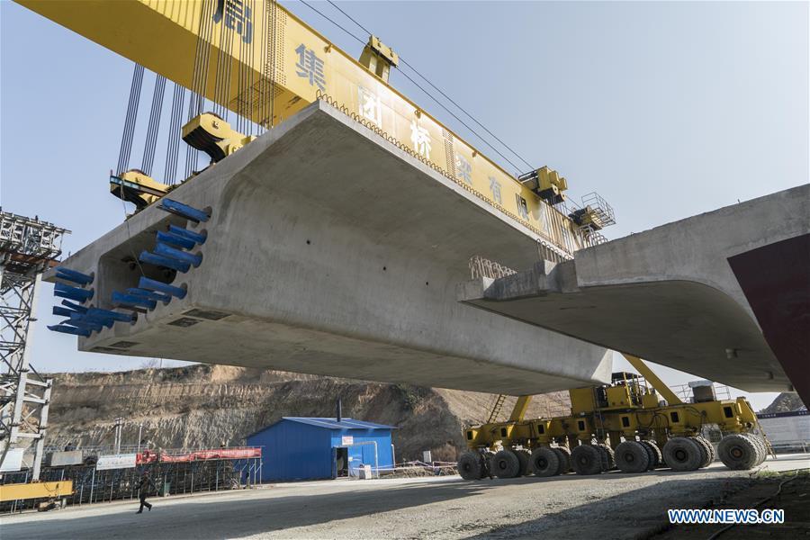 CHINA-HUBEI-RAILWAY-CONSTRUCTION (CN)