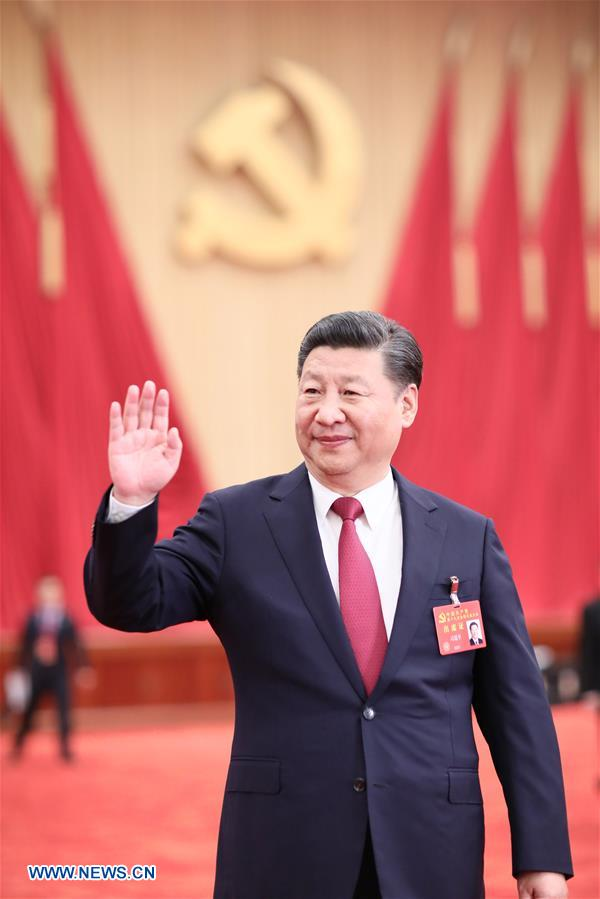 CHINA-PROFILE: XI JINPING AND HIS ERA (CN)