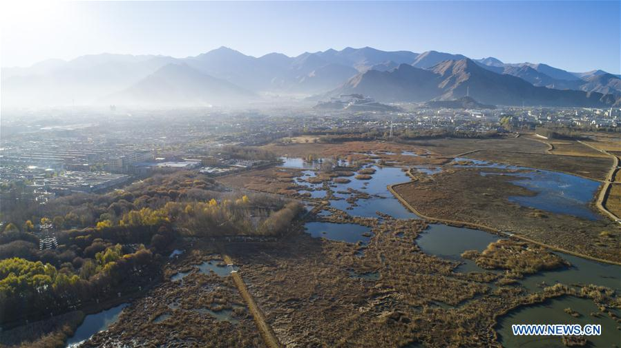 CHINA-LHASA-LALU WETLAND (CN)
