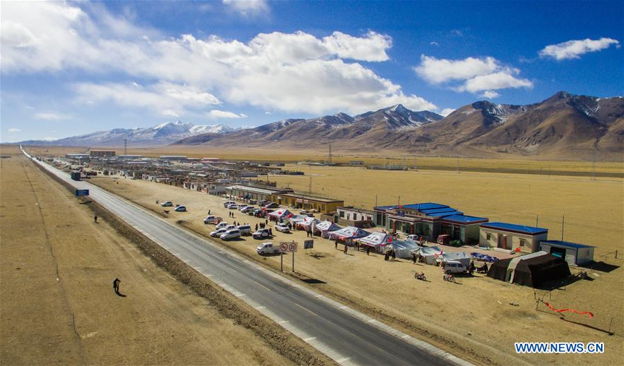CHINA-TIBET-NAGQU-LIVESTOCK-FAIR (CN)