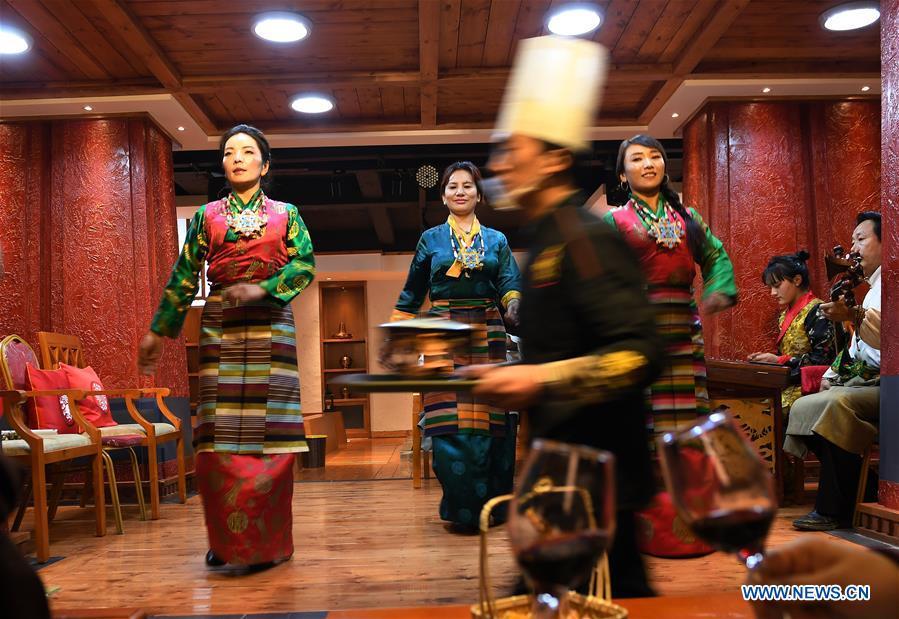 CHINA-LHASA-LIFESTYLE-RESTAURANT (CN)