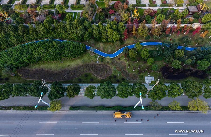 CHINA-ZHEJIANG-CIXI-GREEN TRAVEL (CN)