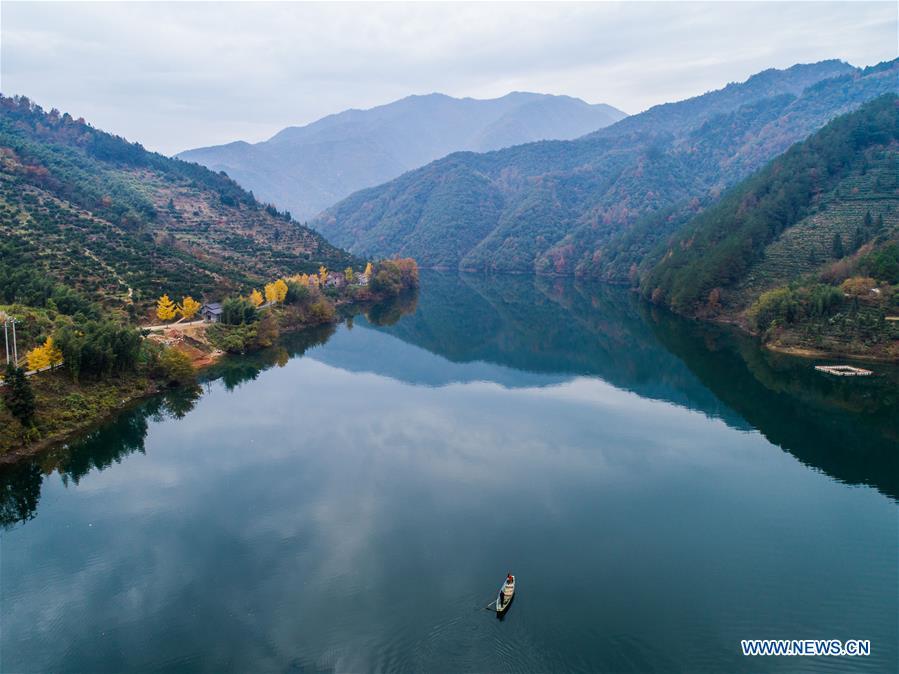 CHINA-HANGZHOU-QIANCHUAN TOWN-TOURISM (CN)