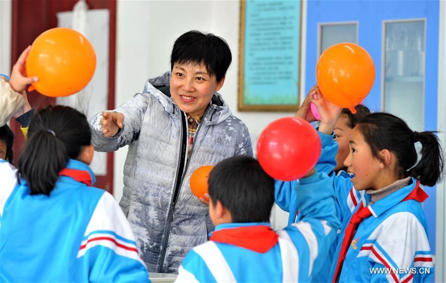 CHINA--TIBET-EDUCATION-AID (CN)