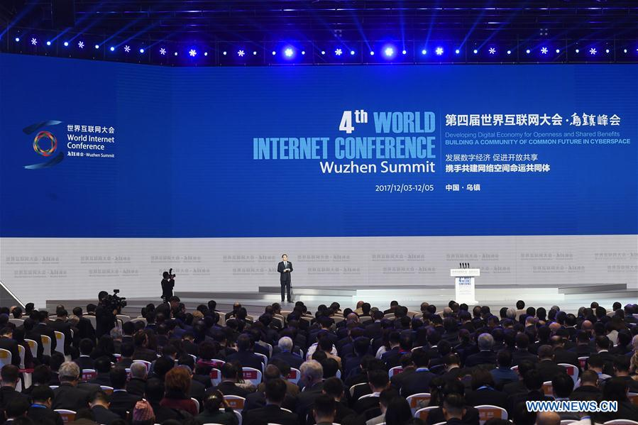 Global delegates laud Xi's messages to World Internet Conference