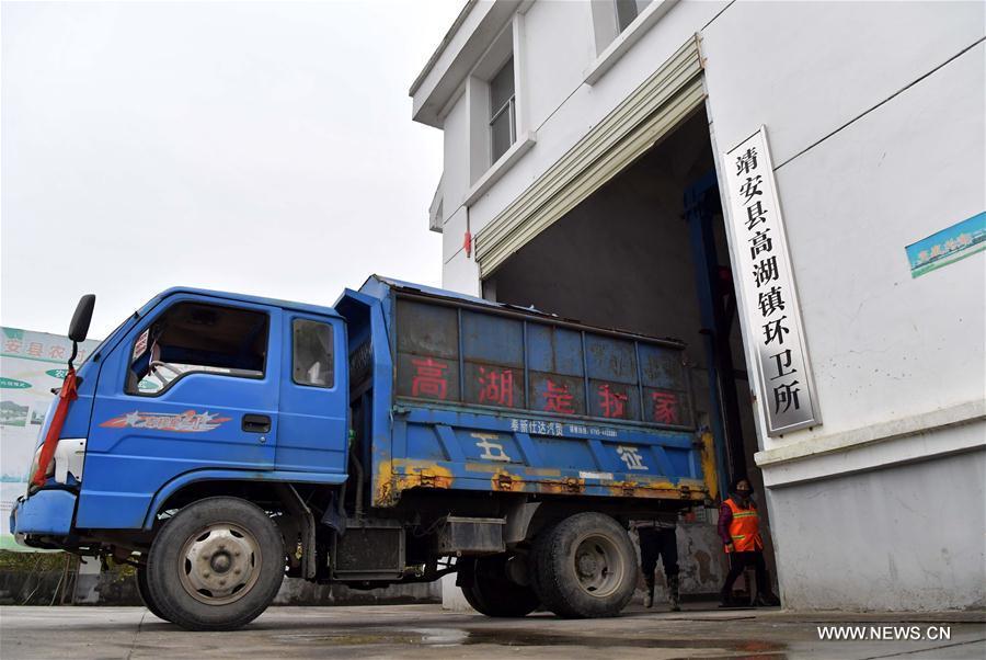 CHINA-JIANGXI-VILLAGE-ENVIRONMENT (CN)