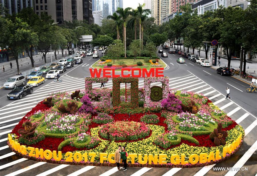 CHINA-GUANGDONG-GUANGZHOU-FORTUNE GLOBAL FORUM (CN)