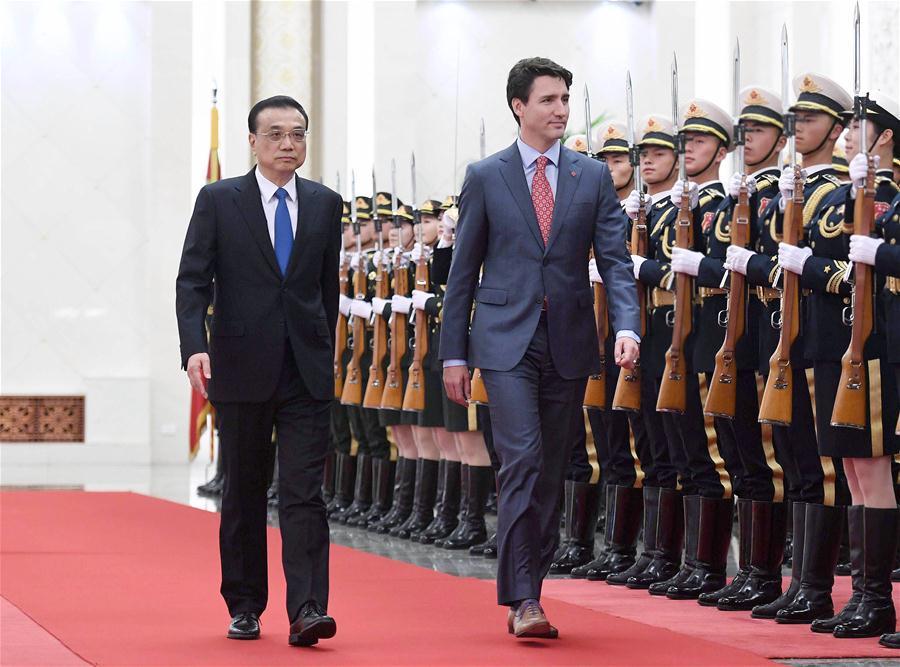 CHINA-BEIJING-LI KEQIANG-CANADIAN PM-DIALOGUE (CN)