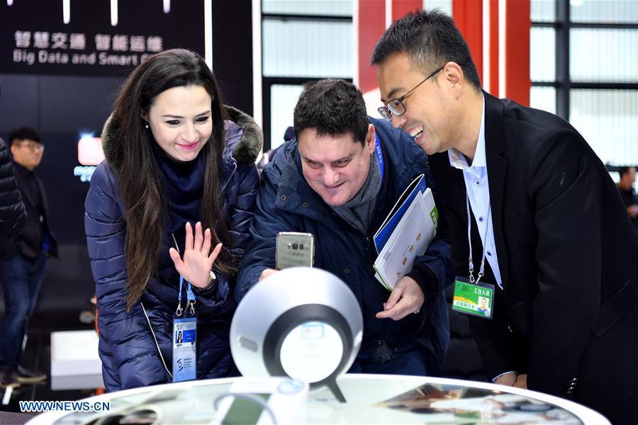 CHINA-TONGXIANG-THE LIGHT OF INTERNET EXPO (CN)