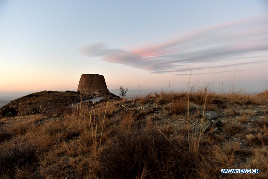 CHINA-SHANXI-ANCIENT GREAT WALL (CN)