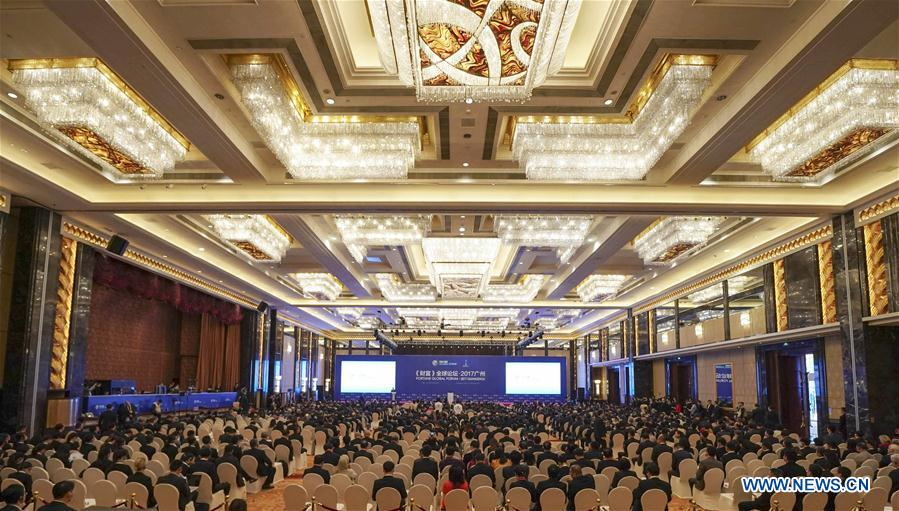 CHINA-GUANGZHOU-FORTUNE GLOBAL FORUM (CN)