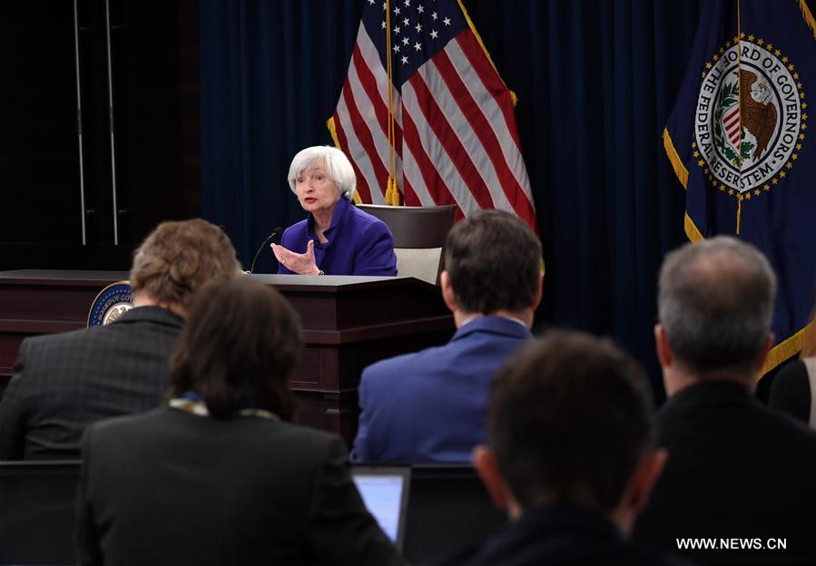 U.S.-WASHINGTON D.C.-FEDERAL RESERVE-INTEREST RATE-RAISING
