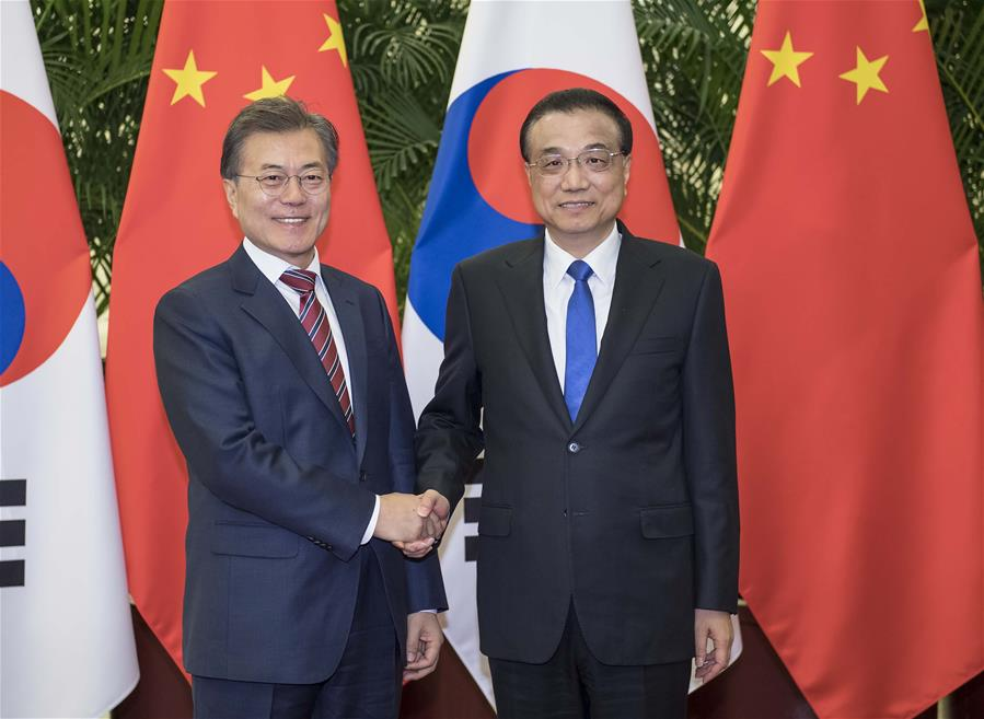 China, ROK to have more win-win cooperation - Xinhua | English.news.cn