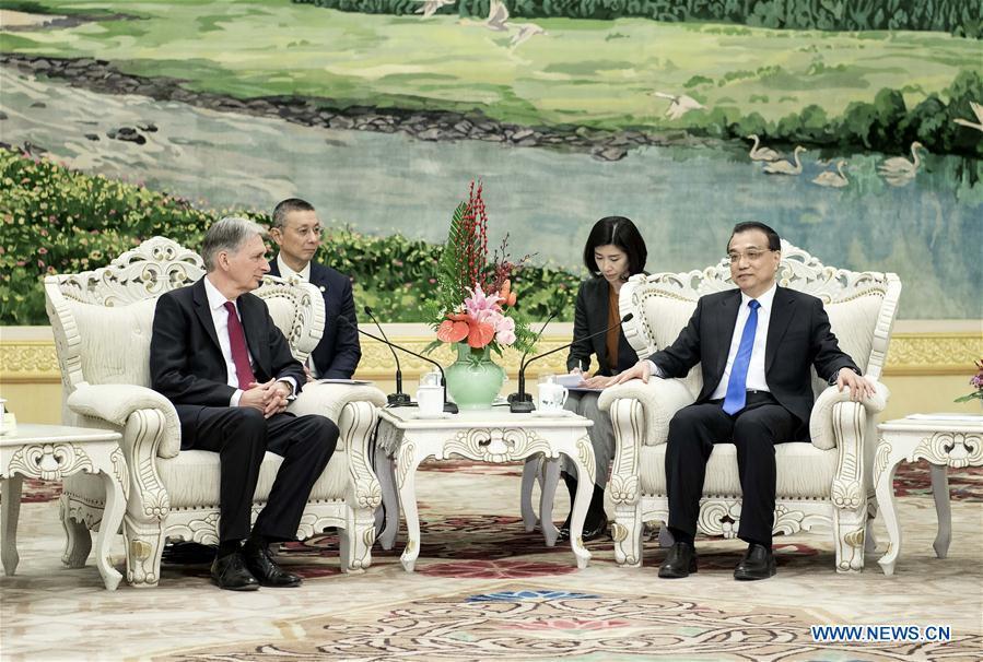 China, Britain to enhance cooperation