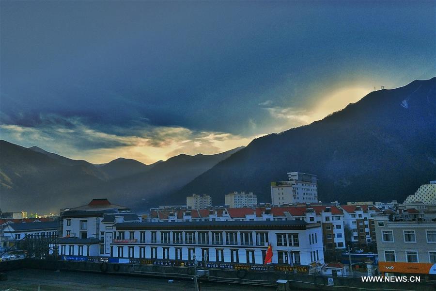 #CHINA-TIBET-EARTHQUAKES (CN*)