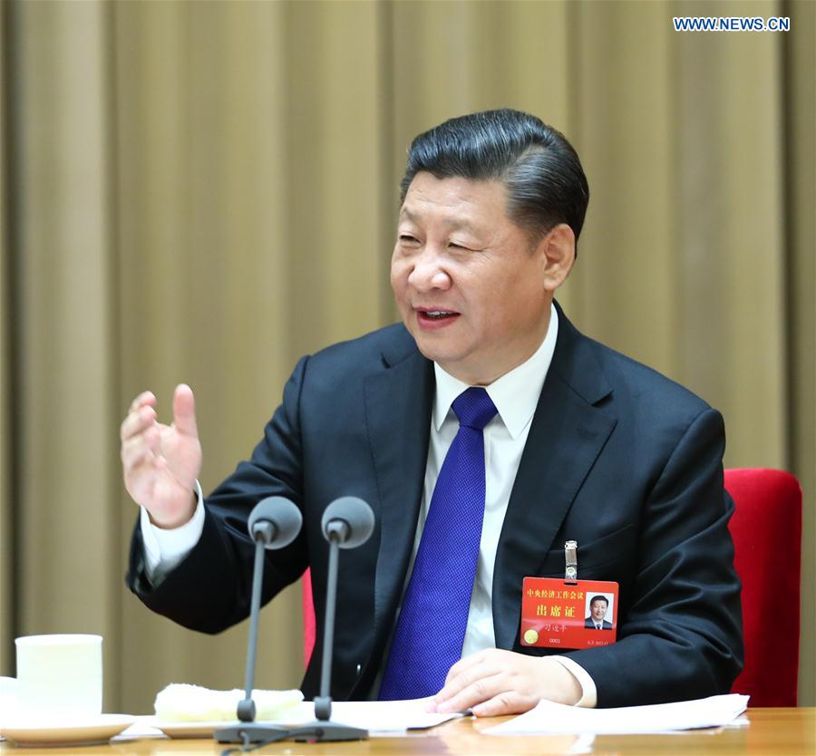 CHINA-BEIJING-XI JINPING-CENTRAL ECONOMIC WORK CONFERENCE (CN)