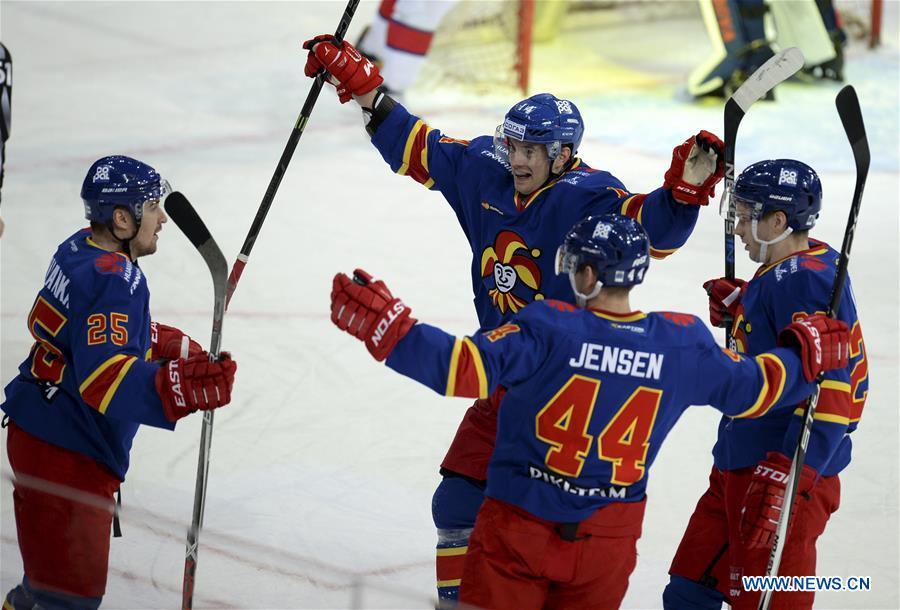 KHL: Jokerit To Host SKA In Open-air Classic