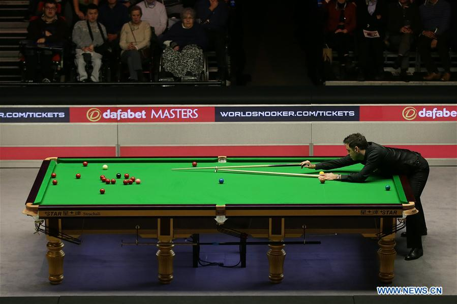 masters 2017 snooker