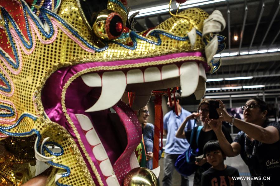 BRAZIL-SAO PAULO-CHINESE LUNAR NEW YEAR