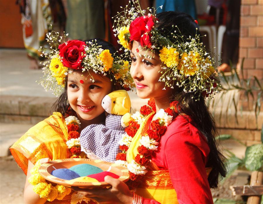 Pohela Falgun Heralds Arrival Of Spring In Bangladesh Xinhua