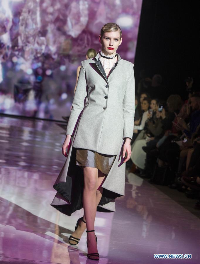 toronto s fashion week kicks xinhua