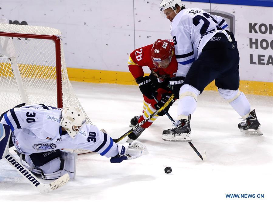 dinamo minsk hockey