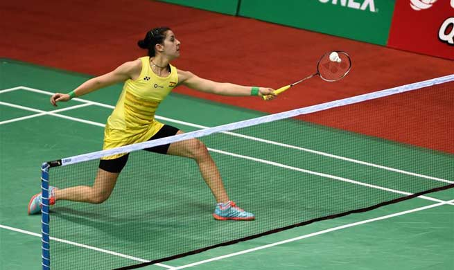 Highlights of Indian Open Badminton Championship