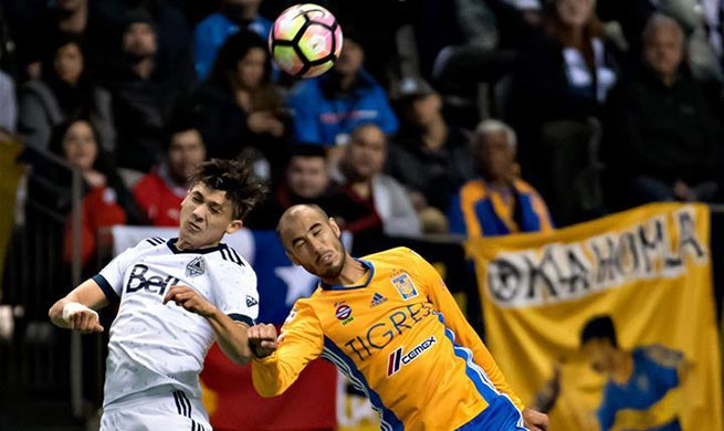 Tigres UANL advances into final of CONCACAF Champions League
