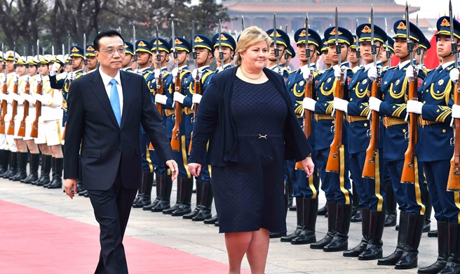 China, Norway ink cooperation plans amid full normalization of ties