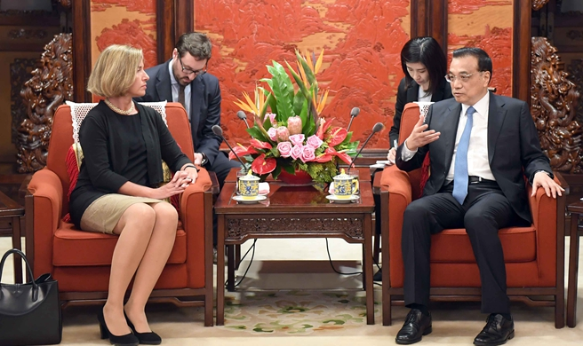China hopes for a united, stable and prosperous EU: Premier Li