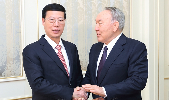 Kazakh president to attend Belt and Road Forum