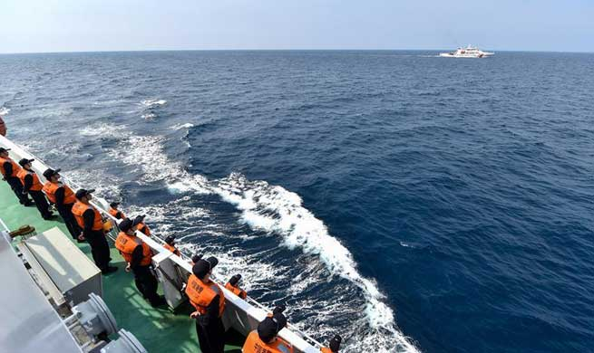 China, Vietnam start joint fishery inspection in Beibu Gulf
