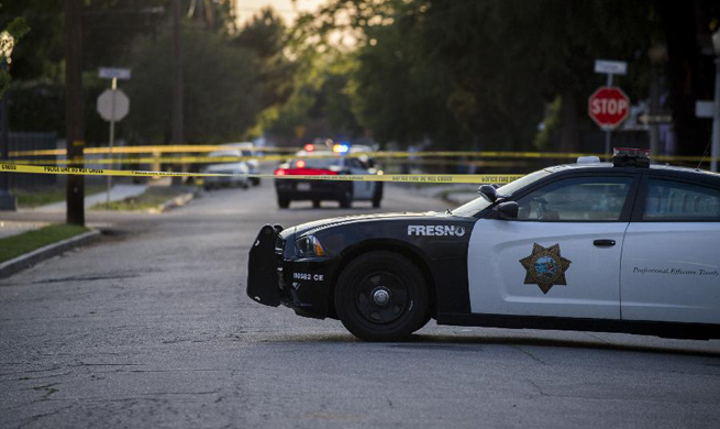 Three people killed in Fresno shooting spree