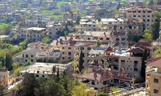 Six towns of Damascus free of rebels after large-scale evacuation deal
