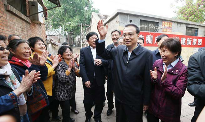 Premier Li urges Shandong to foster new growth drivers